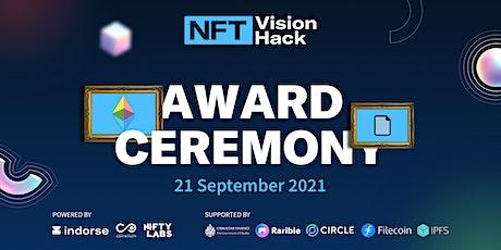 NFT Vision Hack - Award Ceremony tickets