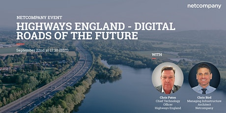 Highways England - Digital Roads of the Future tickets