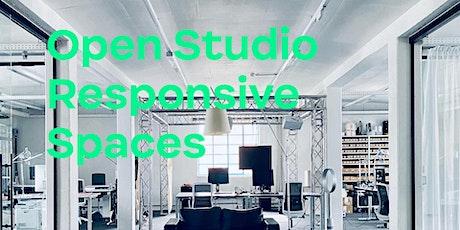 Open Studio: Responsive Spaces Tickets