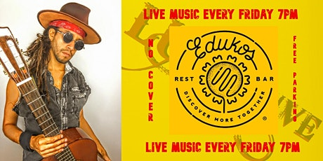 LIVE MUSIC EVERY FRIDAY, 7PM! - MIAMI tickets