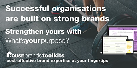 Successful organisations are built on strong brands tickets