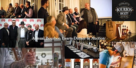 4th Annual Bourbon Hearts Dinner & Auction tickets