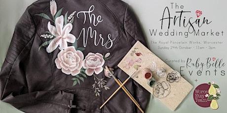 The Artisan Wedding Market tickets