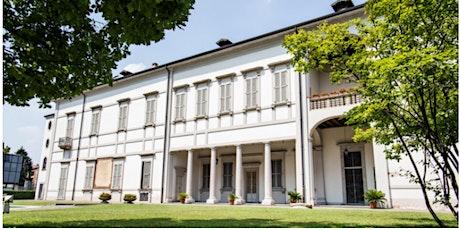 Visita guidata a Villa Casati Stampa - VI biglietti