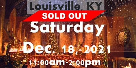 LOUISVILLE, KY: A Wizard's Christmas Dinner & Marketplace SATURDAY tickets