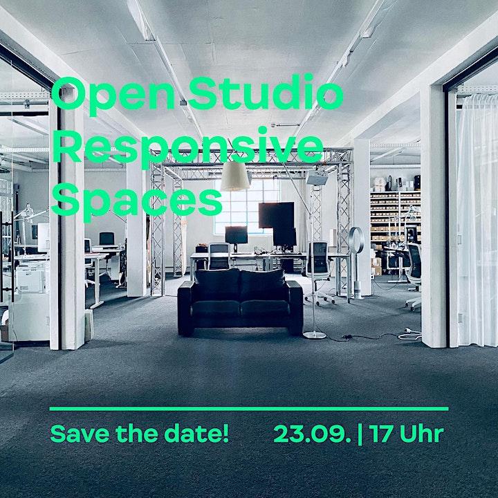 Open Studio: Responsive Spaces: Bild