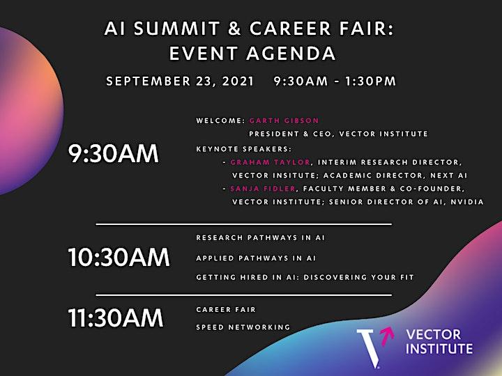 AI Summit & Career Fair - Attendee Registration image