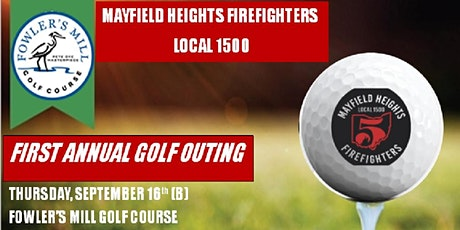 Mayfield Heights Local 1500 Golf Outing tickets