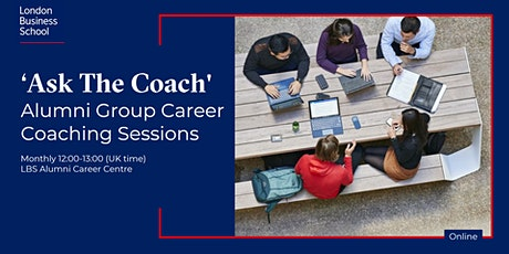 'Ask The Coach: Optimising Your LinkedIn Profile' tickets