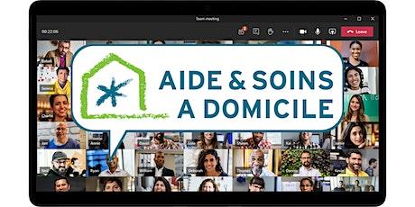 """Comment """"Aide et Soins à Domicile"""" (ASD) peut vous accompagner au quotidien billets"""