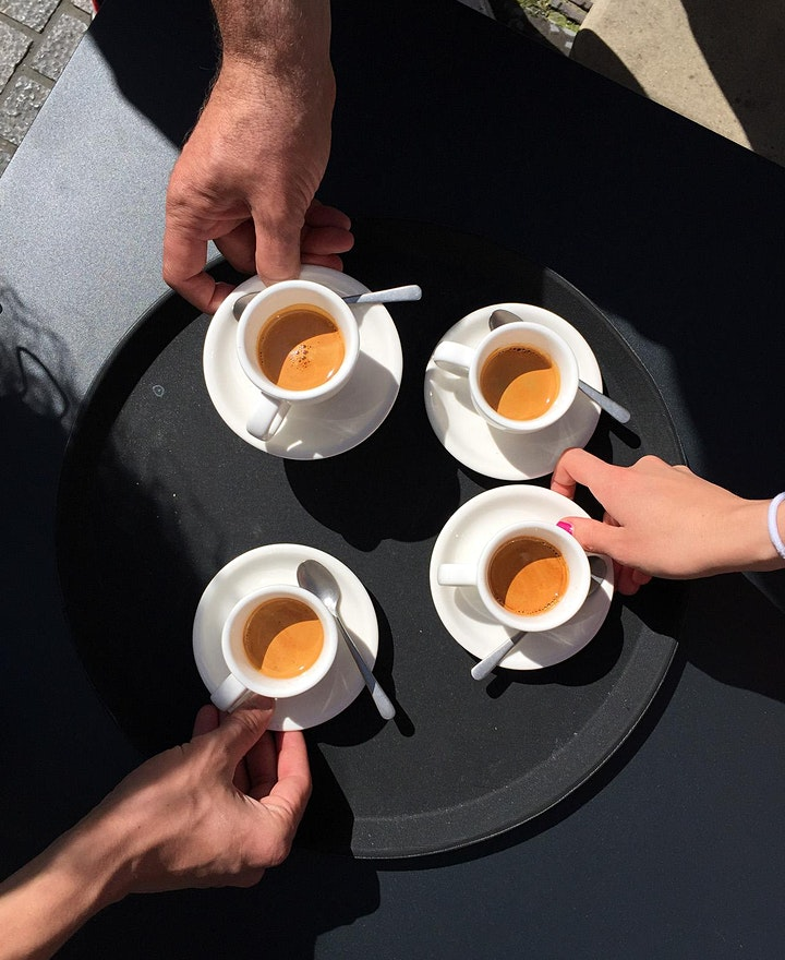 Image pour ESPRESSO EXTRAVAGANZA Coffee Tour - Uptown Trinité