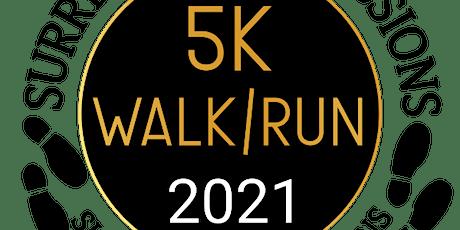 Surrender 365 Missions 5K Walk/Run tickets