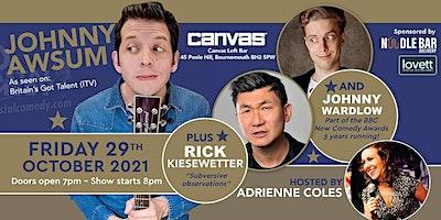 The Coastal Comedy Show w/ Jonny Awsum!