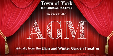 Annual General Meeting (AGM 2021) tickets