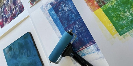 Gel Pate Printing Course tickets