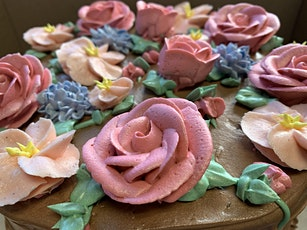 Advanced Cake Decorating tickets