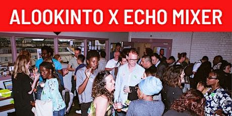 Echo x A LOOK INTO: Zine Launch & Echo Mixer tickets
