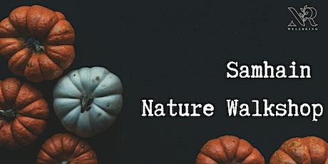 Samhain Nature Walkshop tickets