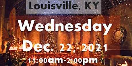 LOUISVILLE, KY: A Wizard's Christmas Dinner & Marketplace WEDNESDAY 11AM tickets
