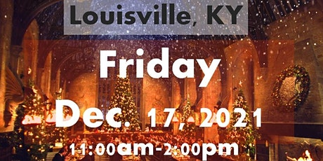 LOUISVILLE, KY: A Wizard's Christmas Dinner & Marketplace FRIDAY 11AM tickets