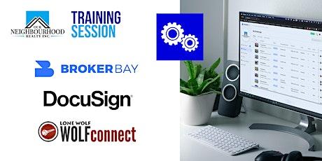 BrokerBay, DocuSign & Loading Docs Training Session | Richard Garford tickets