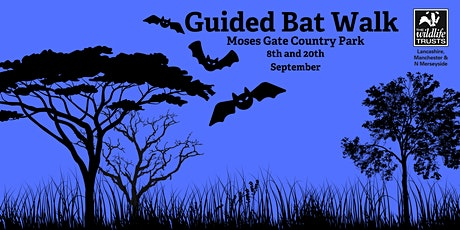 Bat Walk at Moses Gate Country Park tickets