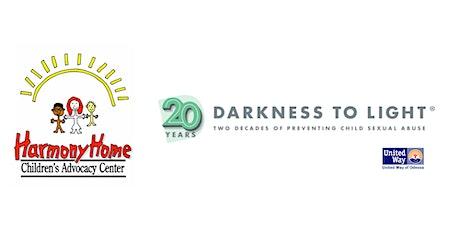 Darkness to Light Stewards of Children Training tickets