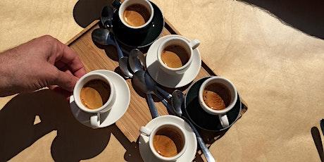 ESPRESSO EXTRAVAGANZA Coffee Tour - Uptown Trinité tickets