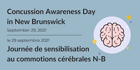 Concussion Awareness in New Brunswick | Sensibilisation aux commotions N-B tickets