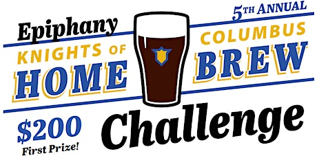 Epiphany Knights of Columbus Home Brew Challenge tickets