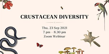 Crustacean Diversity   Human x Nature tickets