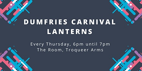 Lanterns tickets