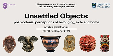 Unsettled Objects: Post-colonial perceptions of belonging, exile and home tickets