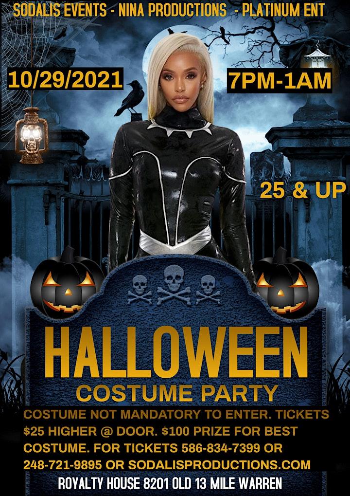 Halloween Costume Party image