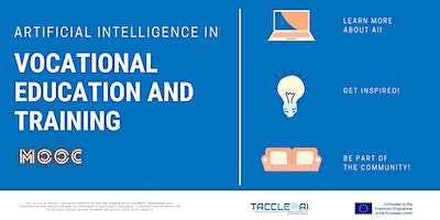 MOOC – Artificial Intelligence (AI) in Vocational Education and Training