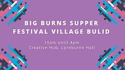 Festival Village Build - Volunteer Weekends tickets