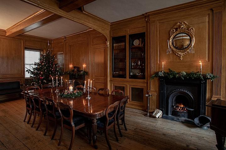 Christmas at 16 New Street Georgian House image