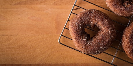 Apple Cider Donuts with Chef Monica Glass tickets