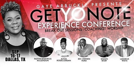 GETYONOTE  EXPERIENCE CONFERENCE tickets