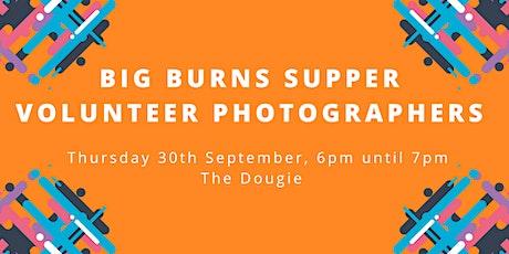 Volunteer Photographers tickets