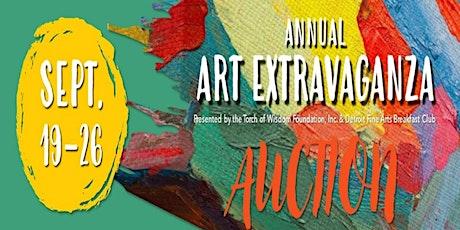 TOWF  & DFABC's 2021 Annual Art Extravaganza  Auction tickets