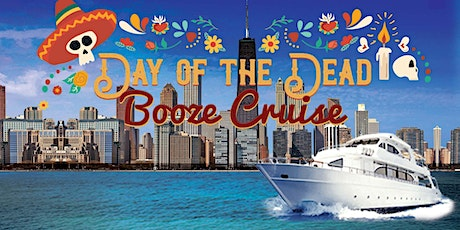 Day of the Dead BOOze Cruise on Lake Michigan tickets