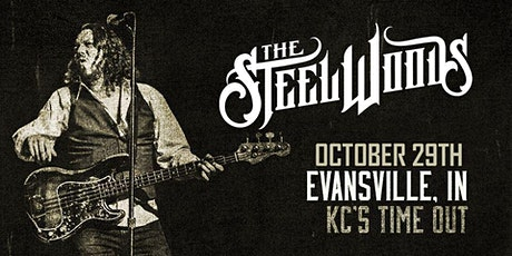 The Steel Woods LIVE at Time Out tickets