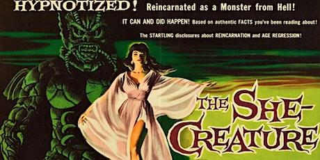 Regression Obsession: Bridey Murphy Mania's Impact On Horror Cinema biglietti