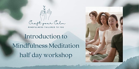 Introduction to Mindfulness Meditation tickets