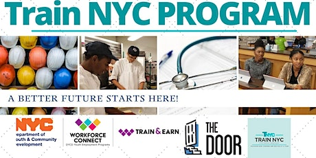 Train NYC: Sector Base Training Program -Information Sessions tickets
