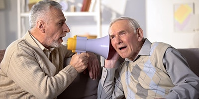 Hearing loss in adults and noise exposure