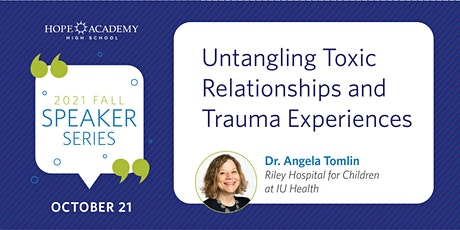 Untangling Toxic Relationships and Trauma Experiences tickets