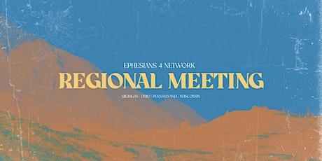 Regional Meeting - OH tickets