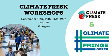 Climate Fresk Workshop - Climate Fringe COP26 (In-person) tickets